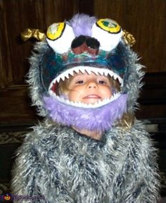 homemade halloween costumes for kids photos/ideas/instructions