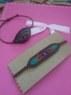 Tkm Evil Eye Bracelet, Macrame Bracelets, Friendship Bracelets, Creations, Pandora, Boho, Eyes, Crochet, Diy