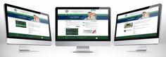 Desenvolvimento de site para o cliente: Contabilize  www.contabilizesc.com.br