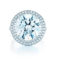 Image result for tiffany cushion cut diamond ring