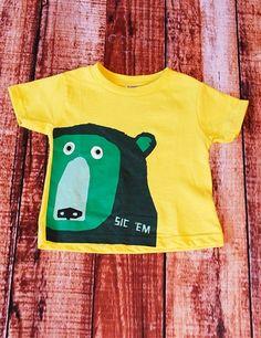 BABY BU Sic'em Bear - DAISY at Barefoot Campus