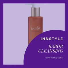 1-InnStyle — 🚫Babor Cleansing🚫 * ⚠️●-10%💥 auf Babor Cleansing... Shops, Cleanse, Personal Care, Bottle, Top, Pictures, Tents, Self Care, Personal Hygiene