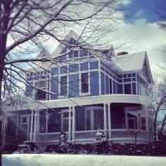 Pretty house in east town Grand Rapids, Mi