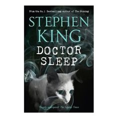 """""""Doctor Sleep ('The Shining Book by Stephen King. To be released in September """"Doctor Sleep"""" takes up the story of the now-middle aged Dan (Danny) Torrance who survived the events at the Overlook Hotel decades before. Stephen King It, Stephen King Doctor Sleep, Steven King, Doctor Sleep Book, I Love Books, Books To Read, Dr Sleep, Kindle Unlimited, Movies"""