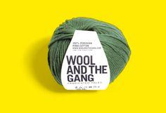 Wool Yarn Shop: Homemade Knitting Gift Ideas & alpaca knitting wool from Wool and the Gang Knit Kits & Set