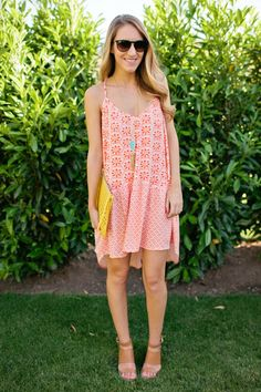 Creamsicle Dream: Topshop Sundress - Twenties Girl Style