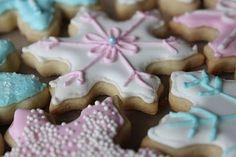 Crave. Indulge. Satisfy.: Snowflake Cookies