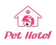 Pet Hotel Logo Design