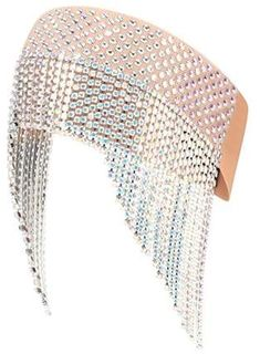 24b7f063896 Gucci Swarovski crystal headband. Alessandro Michele cements his status as  the king of maximalism with