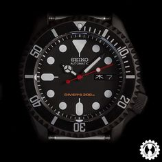 SKX007 Pro-Hunter Mod Designed by Aaron B. Any questions please follow and send a Direct message.
