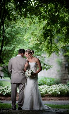 Johnstown Wedding Photographers- A beautiful and elegant wedding image taken at Mount Assisi Gardens at the Schwab Estates.  #wedding #SchwabEstates #MountAssisiGardens #bride #groom #weddingdress #weddinggown #beautiful #beauty #elegant #elegance #flowers #bouquet #love #couples #pose #bestposes #bestweddingposes #pictures #weddingpictures #GlessnerPhotography #weddingphotography