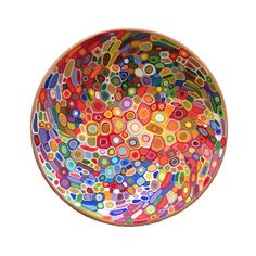 Abstract decoratieve plaat, hand geschilderde muur van de keramische kunst, met de hand geschilderde kleurrijke plaat Armeense kunst, wand decor, Inwijdingsfeest cadeau door Essenziale op Etsy https://www.etsy.com/nl/listing/223352398/abstract-decoratieve-plaat-hand