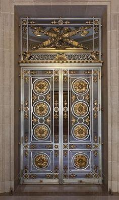 Malikane Kapısı Daha Fazlası İçin: www.naturelferforje.com