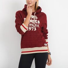 Roots - Roots Cabin Fleece Pullover