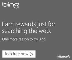 Busca y gana tarjetas de regalos Redbox, Starbucks, Amazon con Bing Rewards - Súper Baratísimo o Gratis #rewards #bingrewards