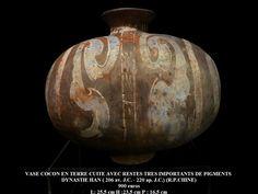 Vase cocon dynastie Han LES 2 EMPIRES Antiquités