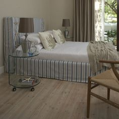 How to whitewash wooden floors