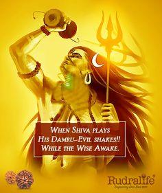Rudralife Mahakal Shiva, Shiva Art, Lord Shiva, Krishna, Wisdom Of The Day, Indian Spirituality, Indian Philosophy, Shiva Lord Wallpapers, Lord Mahadev