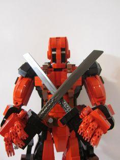 Deadpool LEGO Action Figure is Ready for Action - News - GeekTyrant