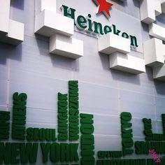 Open'er Festival 2014 in Poland, open your city zone - Heineken City - design and production Horeca Group   Horeca Events