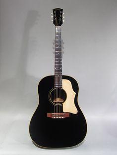 Gibson J-45 Ebony (1968 )