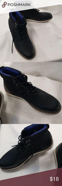 5b94e21df77438 Mens Goodfellow Loafer Boot Black 9.5 Brand New Mens Goodfellow Loafer Boot  Black 9.5 Goodfellow
