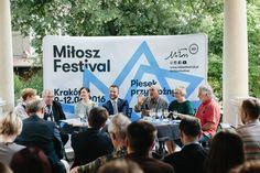 Miłosz Festival 2016, Konferencja prasowa 5.  Fot. Michał Ramus, www.michalramus.com