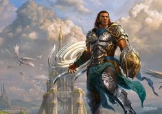 TCG Illustration Year: 2015 Client: Wizards of the Coast Project: Magic: The Gathering Art Direction: Jeremy Jarvis © 2015 Wizards of the Coast.