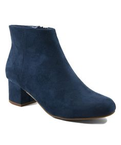 Look what I found on #zulily! Blue Mayday Bootie #zulilyfinds