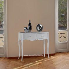 Consolle Sagomata Con 2 Cassetti | Consolle | mobili Casa Idea Stile