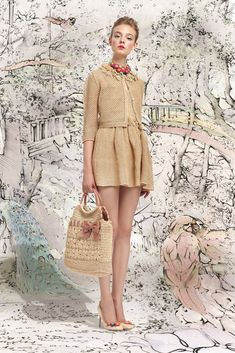 Red Valentino Spring 2013 Ready-to-Wear Fashion Show