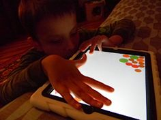 20 iPad games for children with visual impairments, and other great tools.