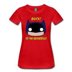 Batman Funko pop vinyl Womans T-shirt