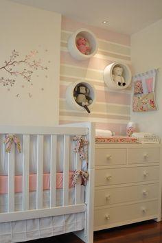 Baby room #baby, #babycrib, #baby, cute!