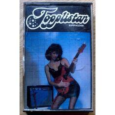 Topplistan audio tape