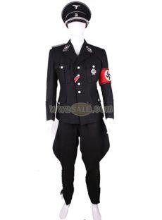 WWii Nazi German SS Gestapo M32 Wool uniform set ...