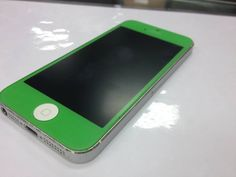 i5 Green Create Yourself, Create Your Own, Iphone Cases, Green, I Phone Cases
