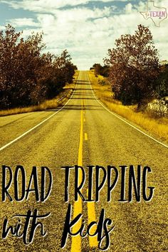 How to survive road tripping with kids-- road trips with kids are tough! Make it a little easier with these tips!