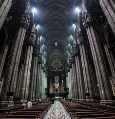 Duomo di Milano by Alberto Papagni, via 500px www.tourismando.it for your vacations!!