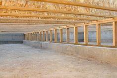 Follow these steps to dig a full basement foundation from your crawlspace.