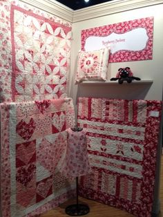 Blog Tour with Riley Blake Designs – Post Quilt Market Blog Tour: Raspberry Parlour by Sue Daley for Riley Blake Designs #raspberryparlour #suedaley #rileyblakedesigns
