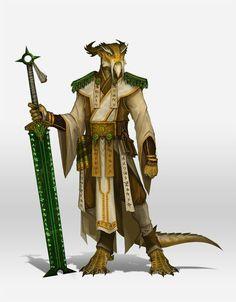 Dragonsworn Exorcist by Earl-Graey / http://earl-graey.deviantart.com/art/Dragonsworn-Exorcist-616319600