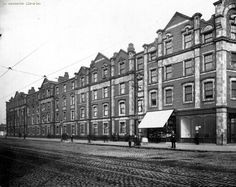 Rochdale Road Tenements, Collyhurst, Manchester.