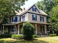1910 - Parksley, VA - $59,000 - Old House Dreams