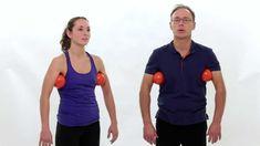 Enspanne Schultern, Nacken und aktiviere deine Wirbelsäule - Franklin-Me...