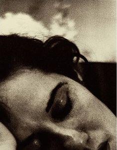 à l'ombre d'a. — Saul Leiter, 1950