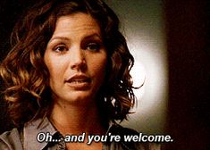 That's all. | Community Post: 28 Reasons Cordelia Chase Should Be Your New Role Model