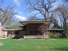 Isabel Roberts House - Frank Lloyd Wright