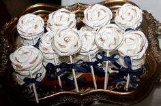 Cupcake - white dessert table - wedding ideas
