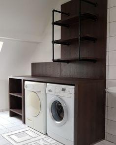 """Küchenhaus Litke auf Instagram: """"Waschraum / washroom kuechenhaus_litke #küchenhauslitke #litkeinterior #litke #interior #interiordesign #küche #küchen #küchendesign…"""" Interiordesign, Küchen Design, Washing Machine, Laundry, Home Appliances, Instagram, Laundry Room, House, House Appliances"""
